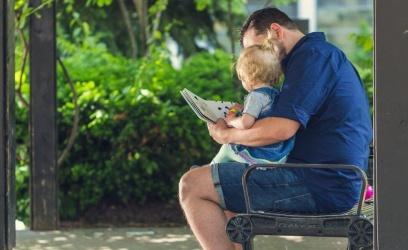 Leerle cuentos a tu bebé ¿Qué beneficios tiene?