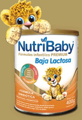 NutriBaby® Baja Lactosa