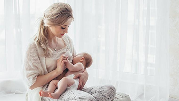 3 Ventajas que obtiene tu bebé cuando lo alimentas con Leche Materna