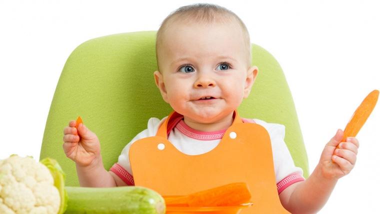"""""""Baby-led Weaning"""" – Alimentación complementaria para tu bebé"""
