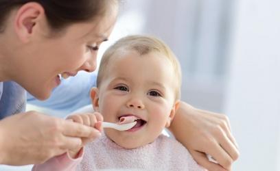 Alimentación complementaria para los Bebés