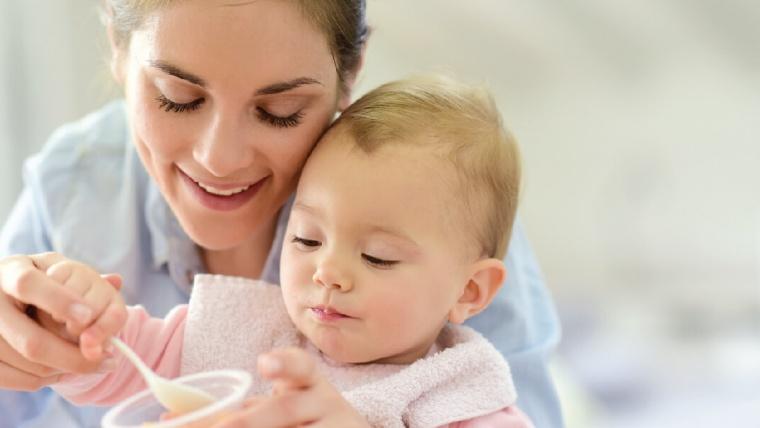 Pronto serás mamá, aprende cómo nutrirlo cuando lo tengas en brazos