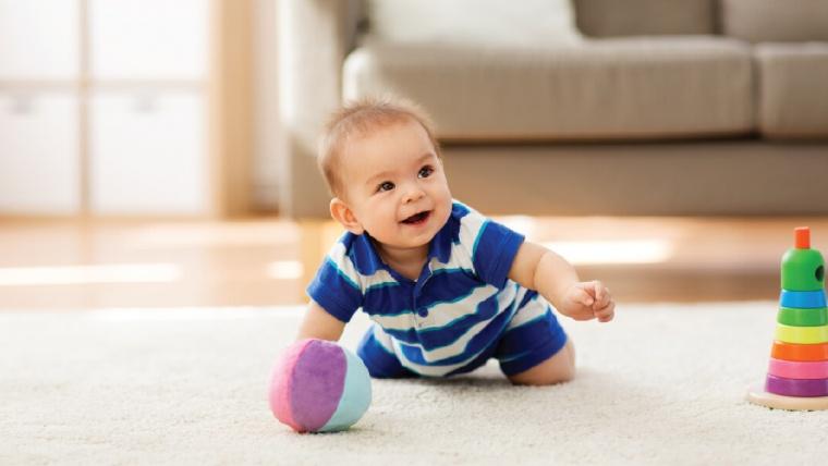 Conoce el comportamiento de tu bebé de 9 a 12 meses