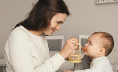 Cómo preparar recetas para mi bebé