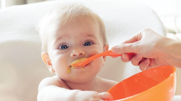 Beneficios del hierro en el bebé