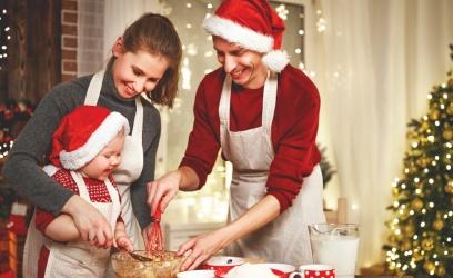 ¿Cómo hacer galletas navideñas para tus hijos en navidad?